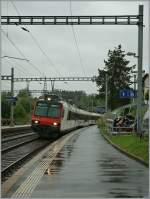 560-npz-und-domino/141546/ein-domino-pfluegt-sich-durch-den Ein Domino pflügt sich durch den willkommen Regen... Palézieux, den 27. Mai 2011