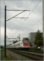 icn-rabde-500/100319/icn-527-von-genve-aroprt-nach ICN 527 von Genève Aéroprt nach St.Gallen bei Grenchen. 19.Oktober 2010