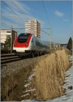 icn-rabde-500/185001/icn-st-gallen---lausanne-in ICN St. Gallen - Lausanne in Grenchen.  24.02.2012