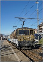 mob-goldenpass/531355/eine-mob-gde-44-in-goldenpass Eine MOB GDe 4/4 in GoldenPass Lackierung in Chernex.