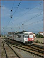 tpf-ex-gfm/97051/tpf-regionalzug-neuchtel---fribourg-in TPF Regionalzug Neuchâtel - Fribourg in Sugiez.  6. September 2010