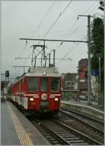 zb-zentralbahn/100322/ein-zblse-interregio-von-engelberg-nach Ein zb/LSE Interregio von Engelberg nach Luzern in Stans.  18. Oktober 2010