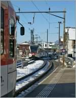 zb-zentralbahn/120258/zur-vollen-stunde-kreuzen-sich-in Zur vollen Stunde kreuzen sich in Brienz die Regionalzüge der Relation  Interlaken Ost - Meiringen. 05.02.2011