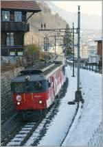 zb-zentralbahn/136366/zentralbahn-zb-de-110-022-1-mit Zentralbahn 'zb' De 110 022-1 mit einen GoldenPass unterwegs bei Brienz am 5. Feb. 2011